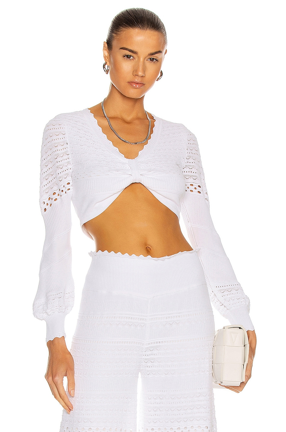 Image 1 of Alexis Gail Top in White