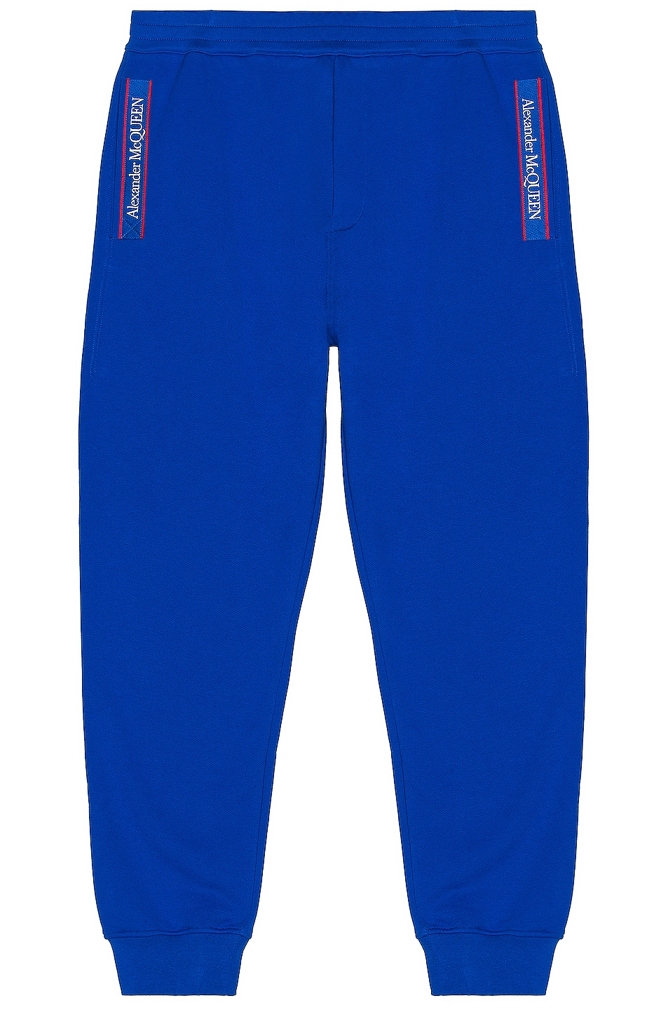 Image 1 of Alexander McQueen Jogger Pant in Bold Blue
