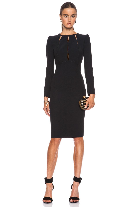 Image 1 of Alexander McQueen Dress in Black