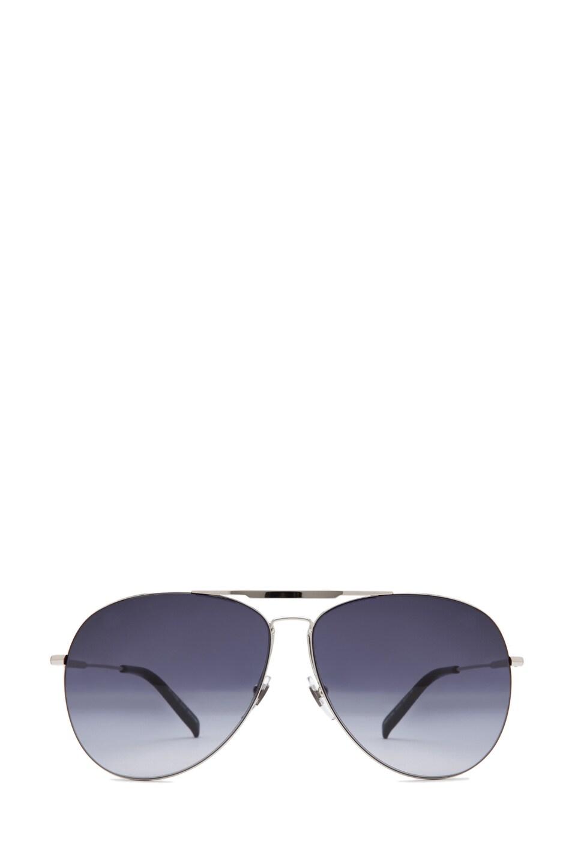 Image 1 of Alexander McQueen 4173 Sunglasses in Palladium