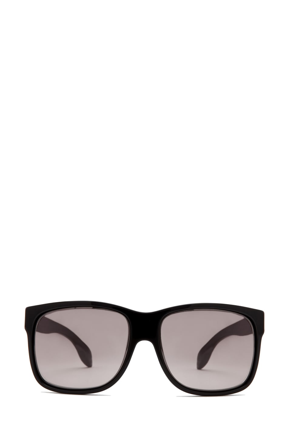 Image 1 of Alexander McQueen 4187 Sunglasses in Black