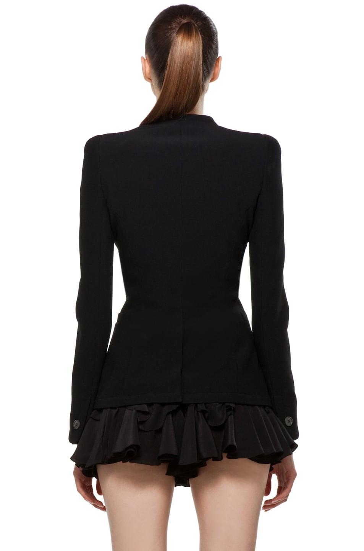 Image 5 of Alexander McQueen Blazer in Black