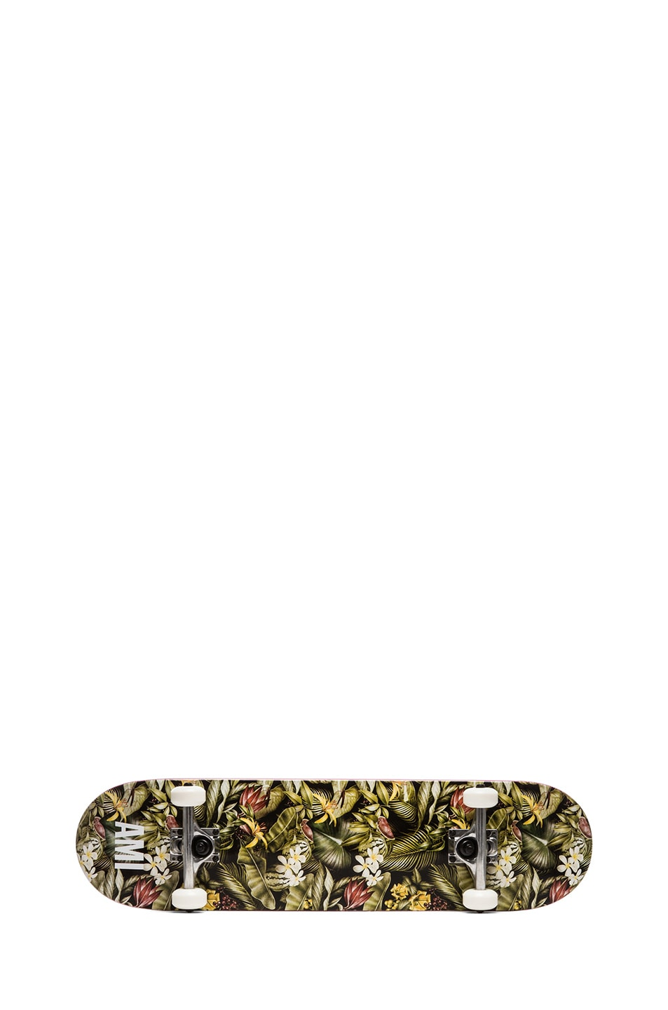 Image 1 of ami Skateboard in Tropical Print