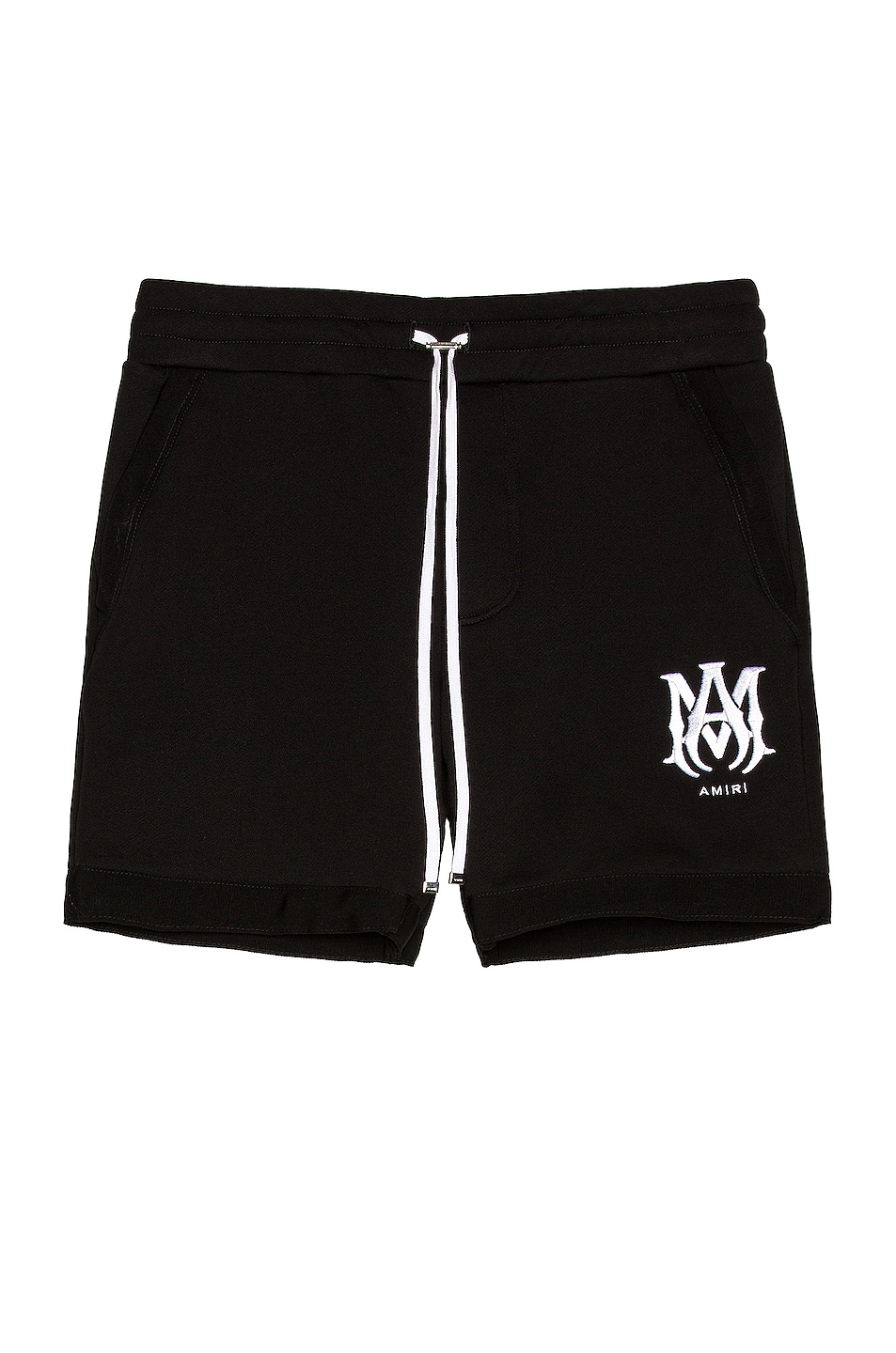 Image 1 of Amiri MA Sweatshort in Black