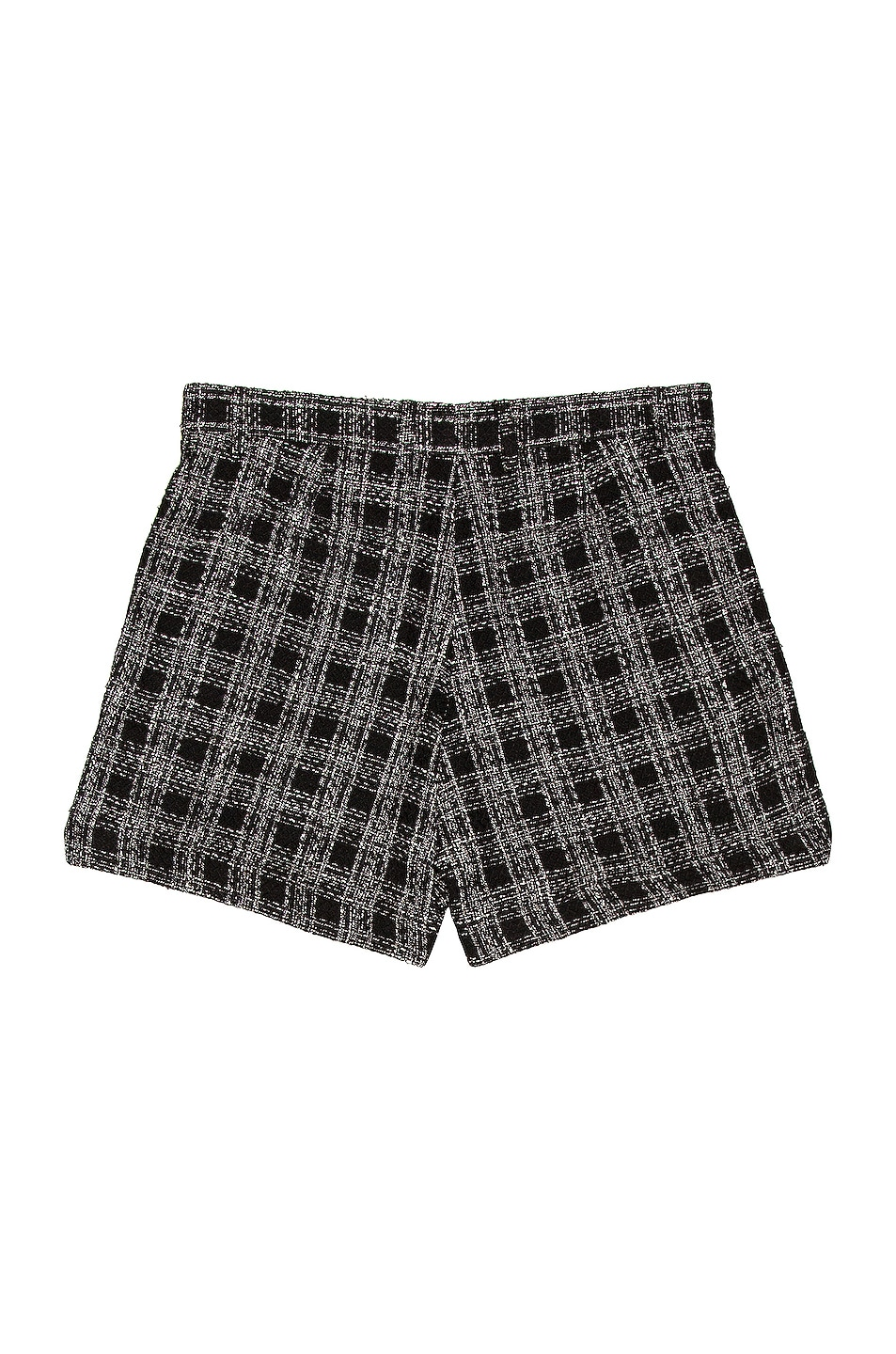 Image 1 of Amiri Boucle Tailored Gym Short in Black