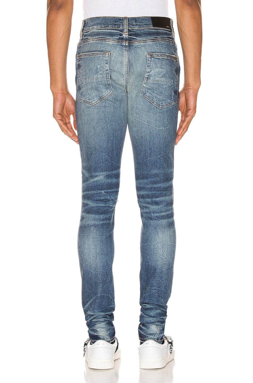Image 3 of Amiri MX1 Jean in Dark Crafted Indigo