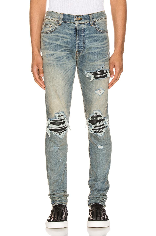 Image 1 of Amiri MX1 Jean in Classic Indigo
