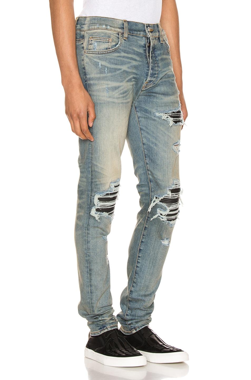 Image 2 of Amiri MX1 Jean in Classic Indigo