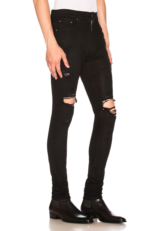 Trasher jeans - Black Amiri Sale Best Wholesale r7KIk