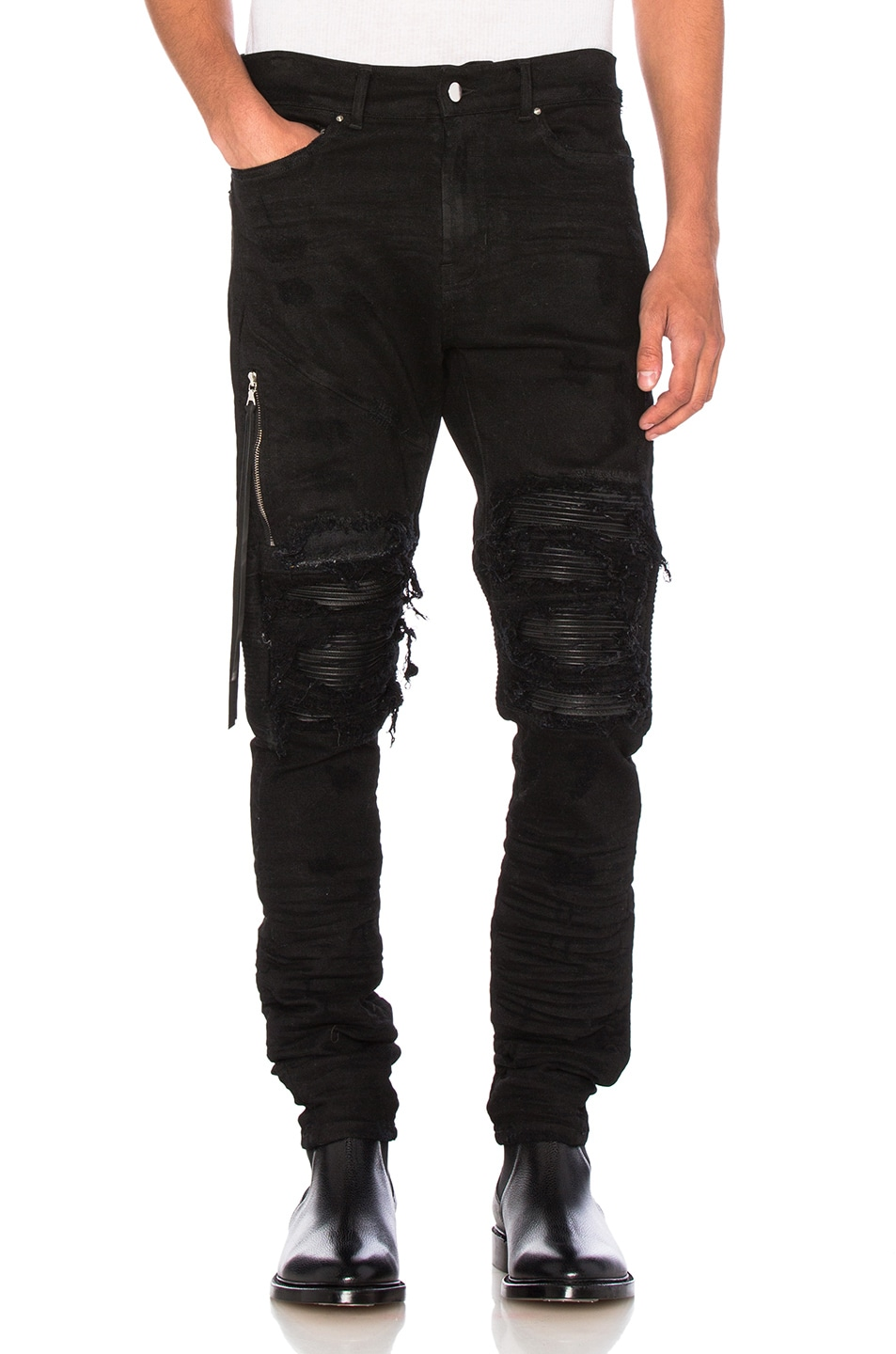 Image 1 of Amiri MX2 Jean in Black
