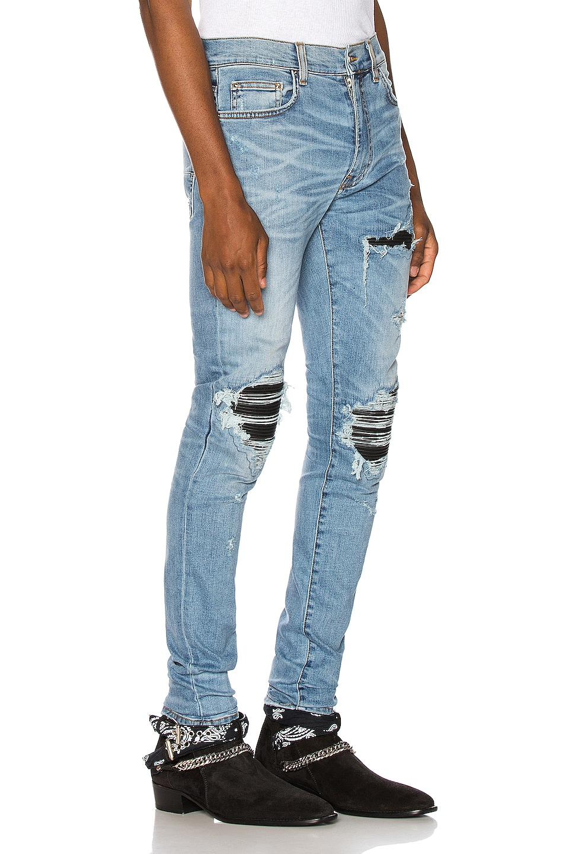 Image 2 of Amiri MX1 Jean in Rosebowl