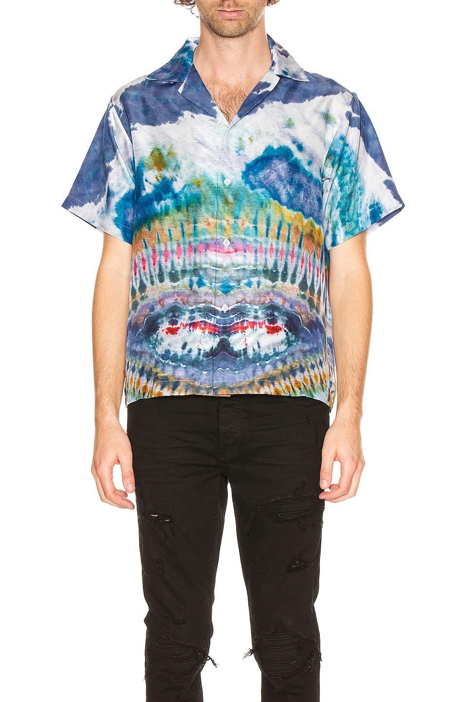 Image 1 of Amiri Tie Dye Shirt in Multi-Color
