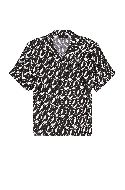 Image 1 of Amiri Grateful Dead Shirt in Black