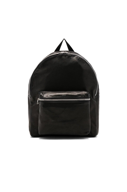 Buy Cheap Store Leather Backpack - Black Amiri Cost uGoDRmY4w