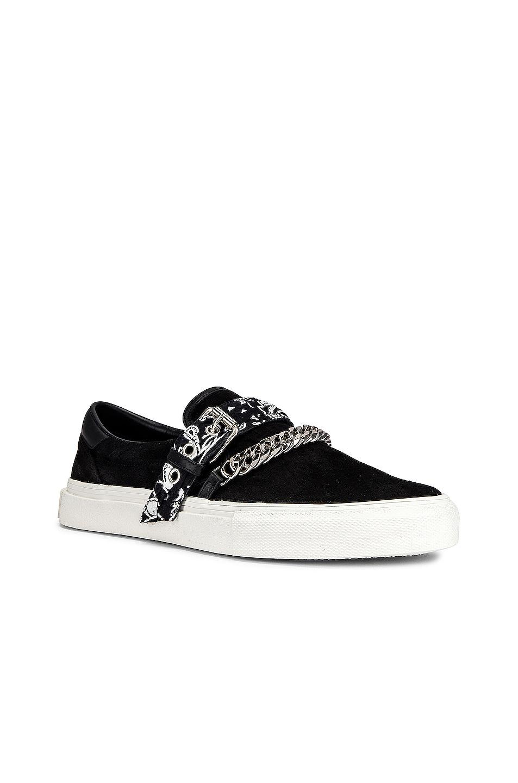 Amiri Sneakers Slip On Bandana Suede Sneaker