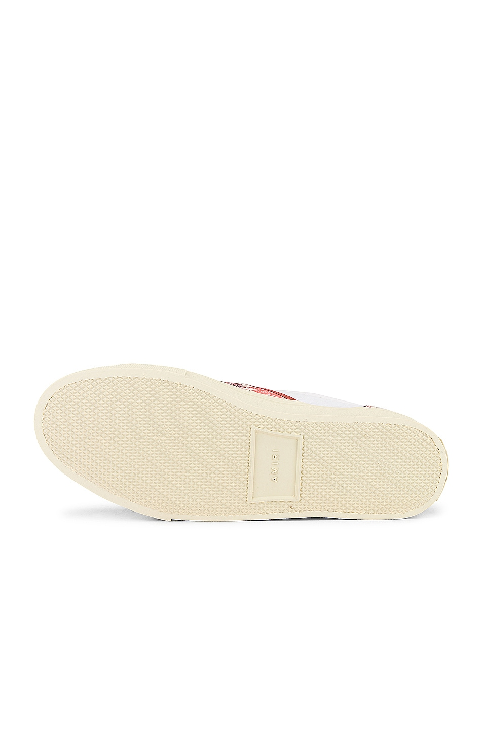 Image 6 of Amiri Bandana Reconstructed Slip On in Coral