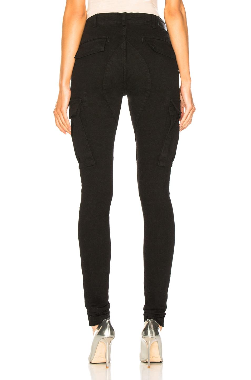 Image 3 of Amiri Cargo Skinny in Black