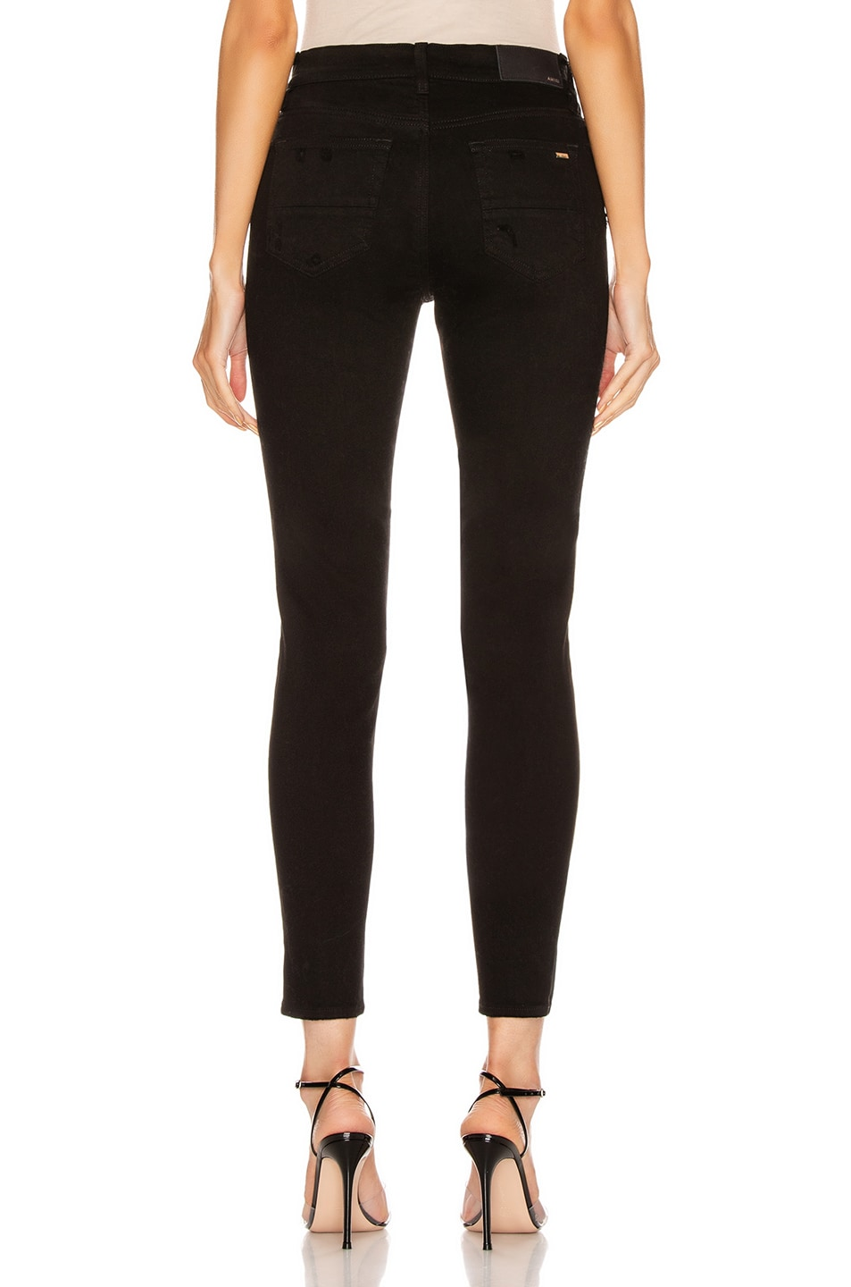 Image 3 of Amiri Stack Skinny in Black