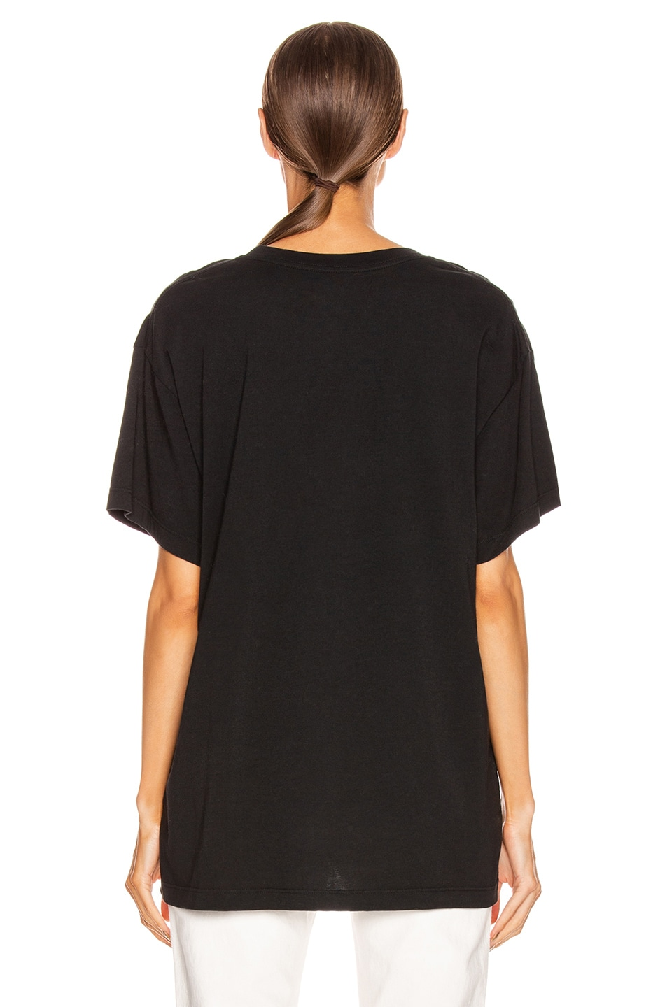 Image 4 of Amiri Peace Butterfly Tee in Black