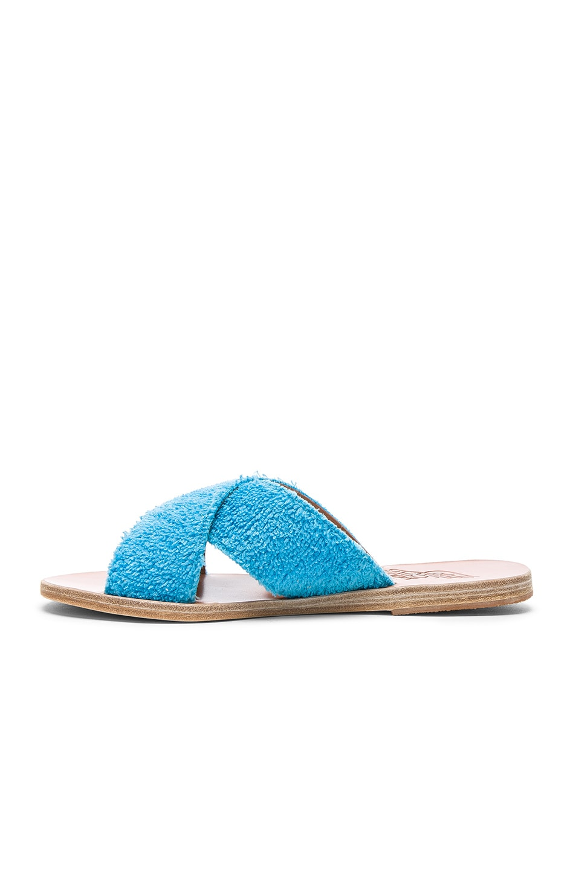 Ancient Greek Sandals Terry Cloth Sandals sale geniue stockist marketable sale online order cheap price original sale online cheap sale outlet locations Eu8qGXxTM
