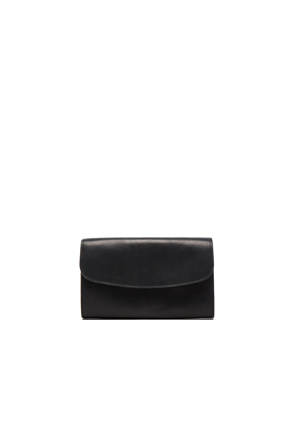 Image 1 of Ann Demeulemeester Wallet in Black