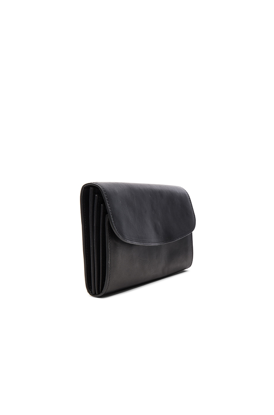 Image 3 of Ann Demeulemeester Wallet in Black