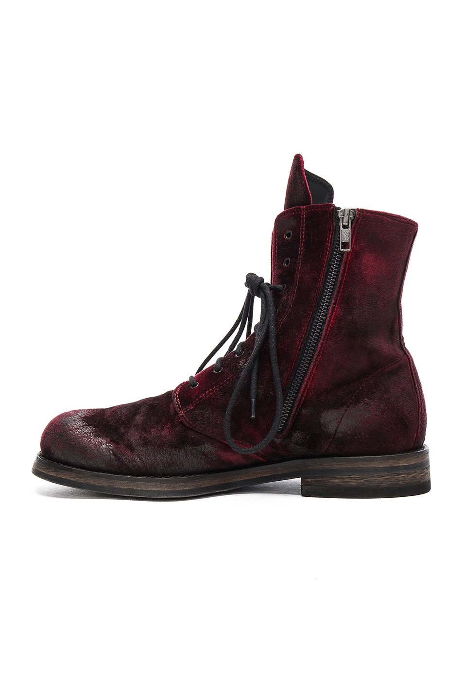 Image 5 of Ann Demeulemeester Boot in Ruby