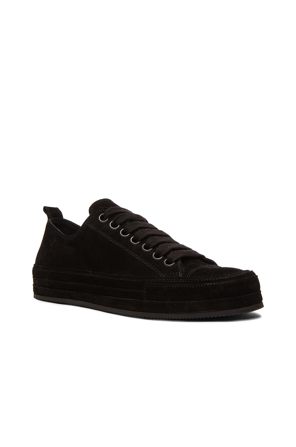 Image 2 of Ann Demeulemeester Sneakers in Black