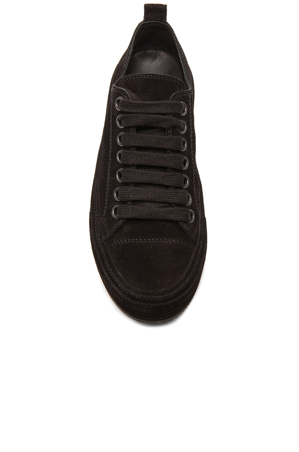 Image 4 of Ann Demeulemeester Sneakers in Black