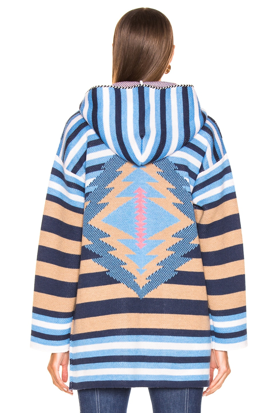 Image 3 of ALANUI Stripes Sweater in Lapponia
