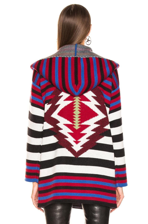 Image 3 of ALANUI Stripes Sweater in Multicolor