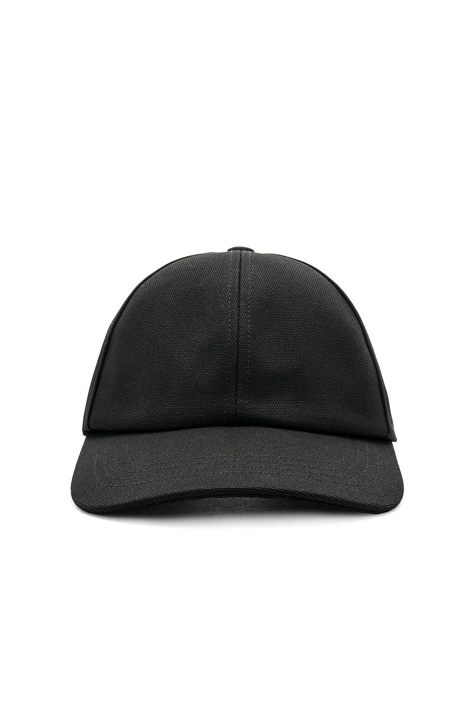 Image 1 of A.P.C. Diego Hat in Noir