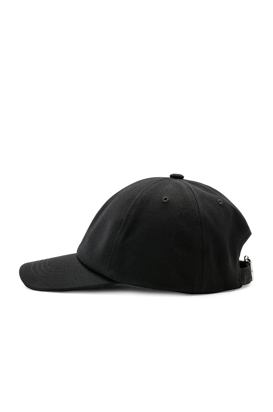 Image 3 of A.P.C. Diego Hat in Noir