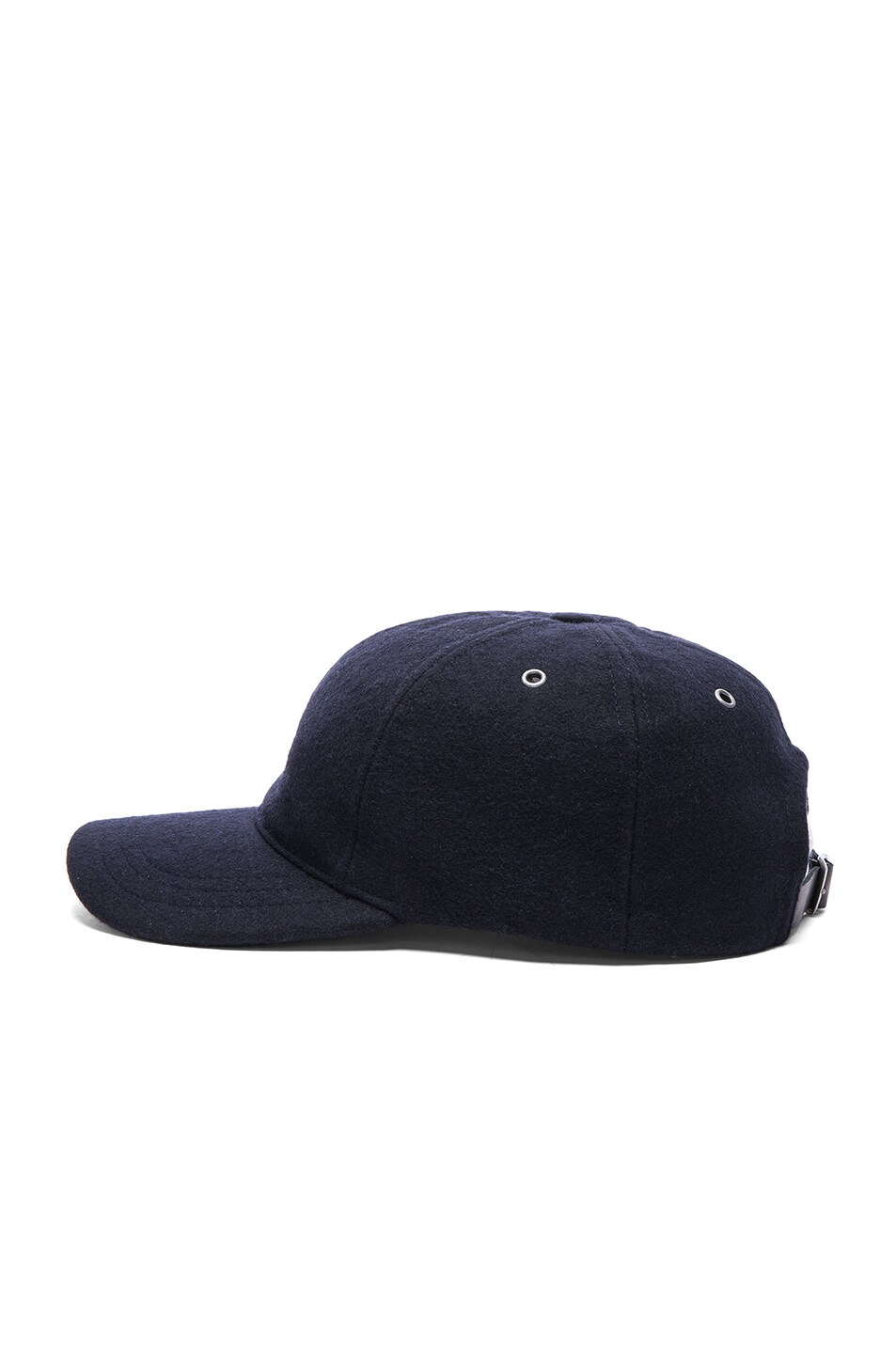 Image 3 of A.P.C. Classic Cap in Dark Navy 0e3b73933e7