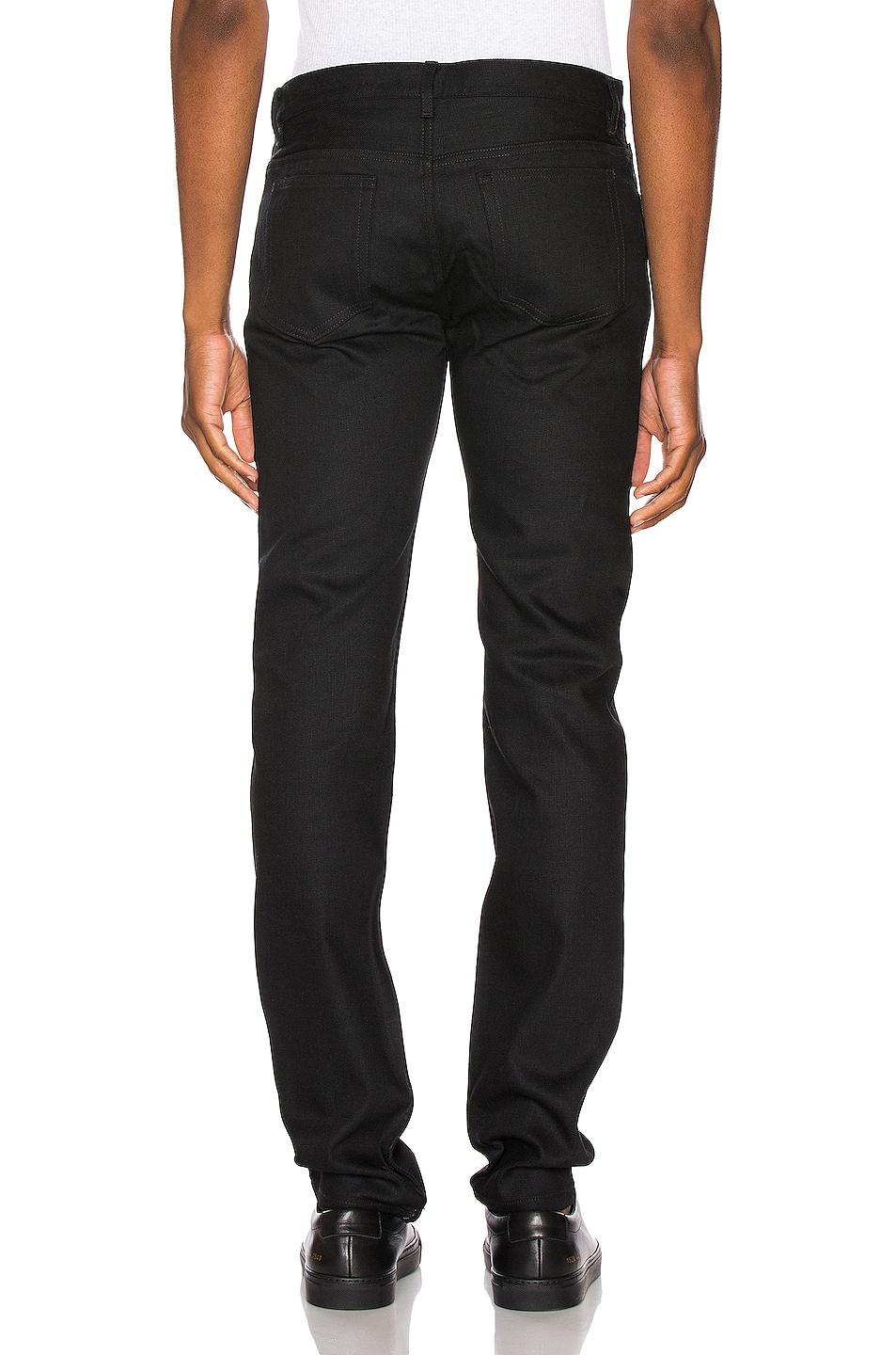 Image 3 of A.P.C. Petite Standard Jeans in Black