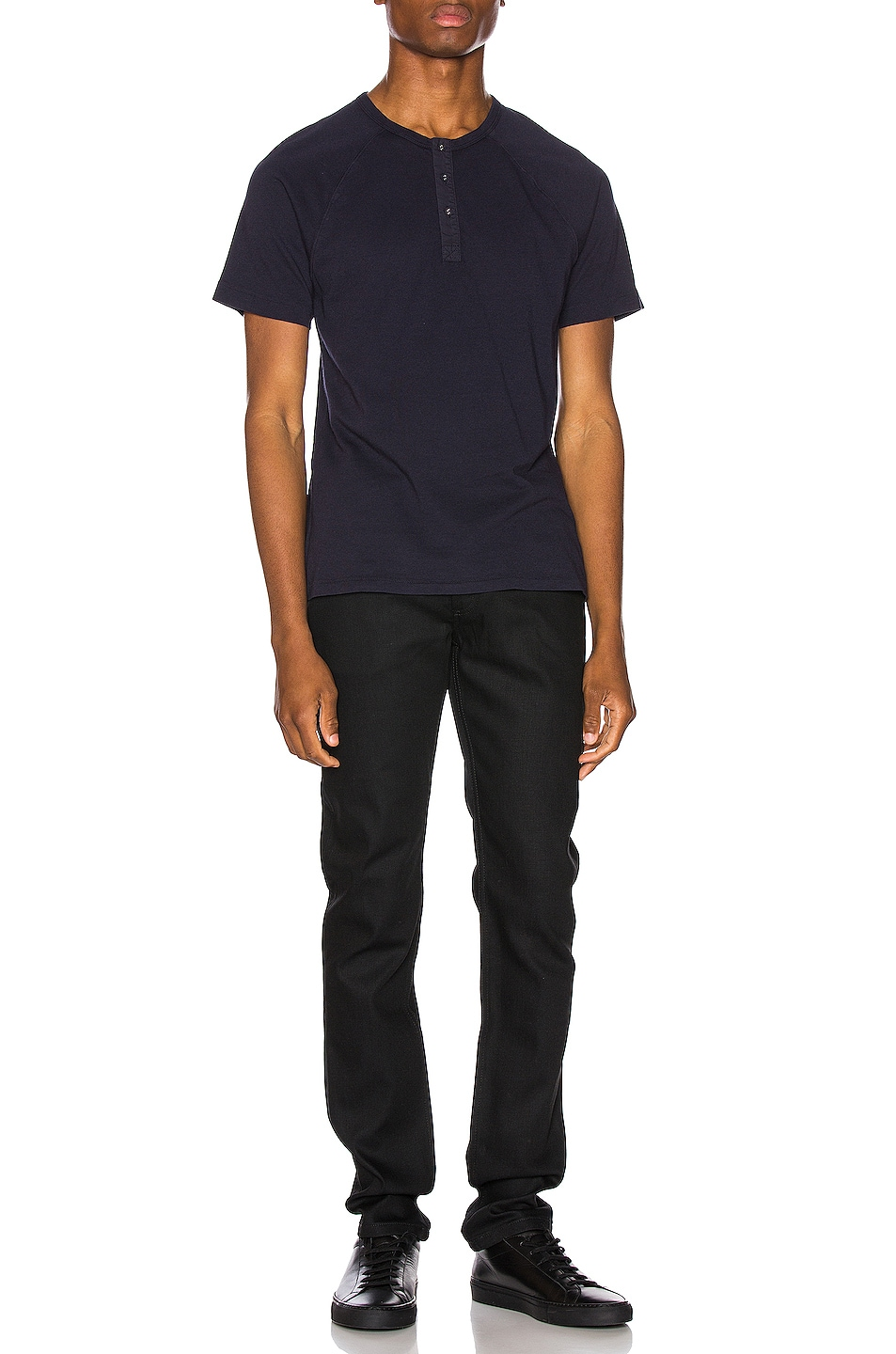 Image 4 of A.P.C. Petite Standard Jeans in Black