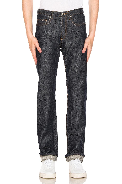 Image 1 of A.P.C. Petit Standard Jean in Indigo