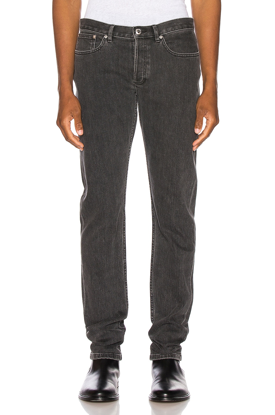Image 1 of A.P.C. Petite Standard Jeans in Grey