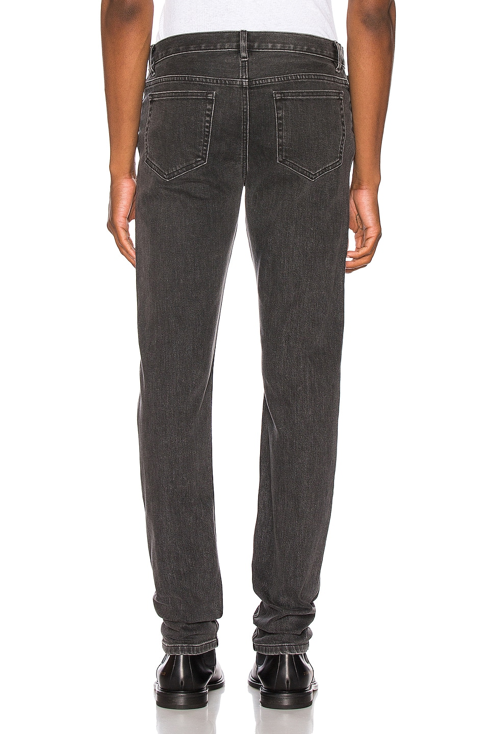 Image 3 of A.P.C. Petite Standard Jeans in Grey