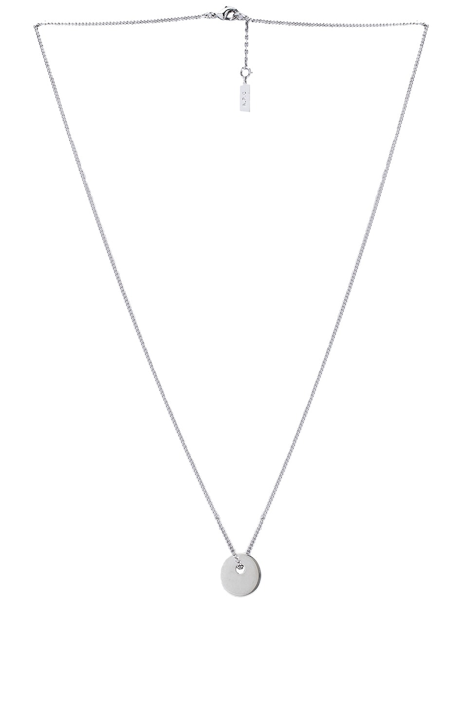 fresh jewelry apc pepper rob home collier product accessories necklace silver