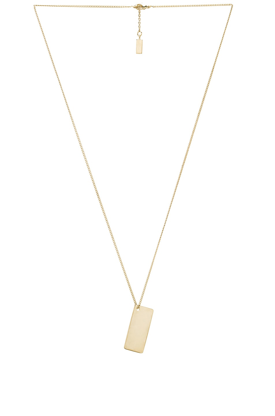 apc zagora a gold c necklace p women