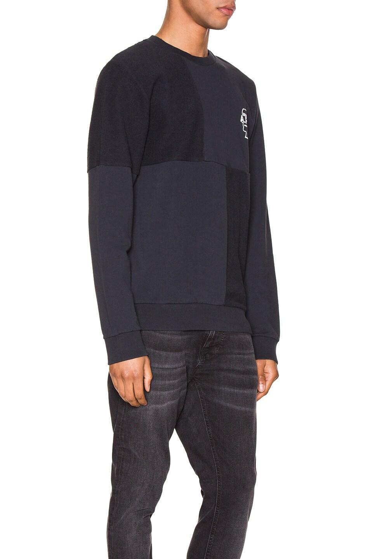 Image 2 of A.P.C. x Brain Dead Pony Sweatshirt in Dark Navy