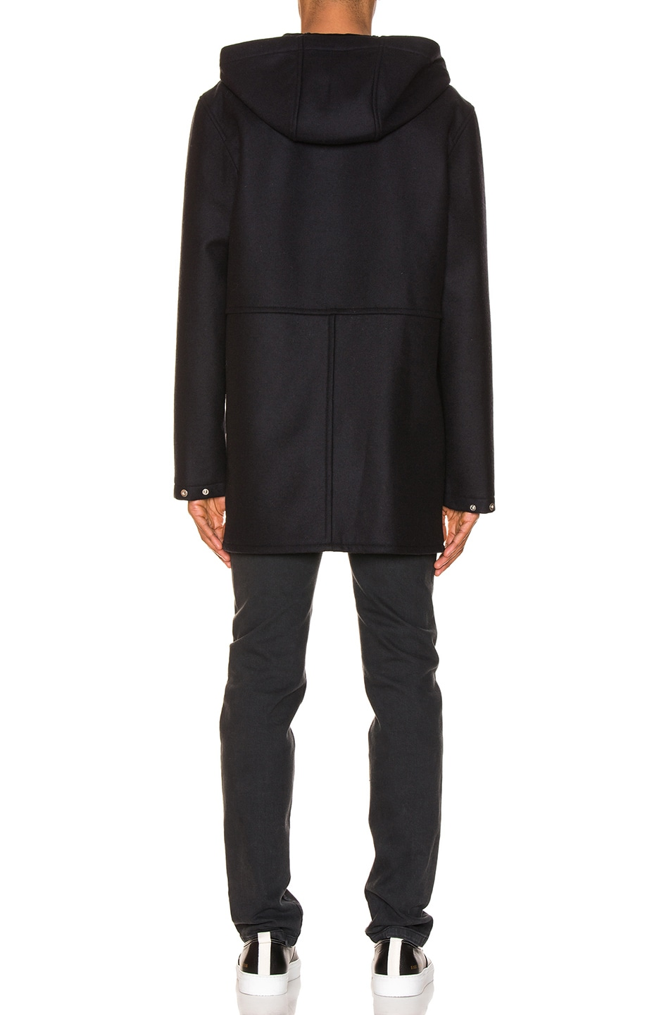 Image 4 of A.P.C. Parka Ben in Marine