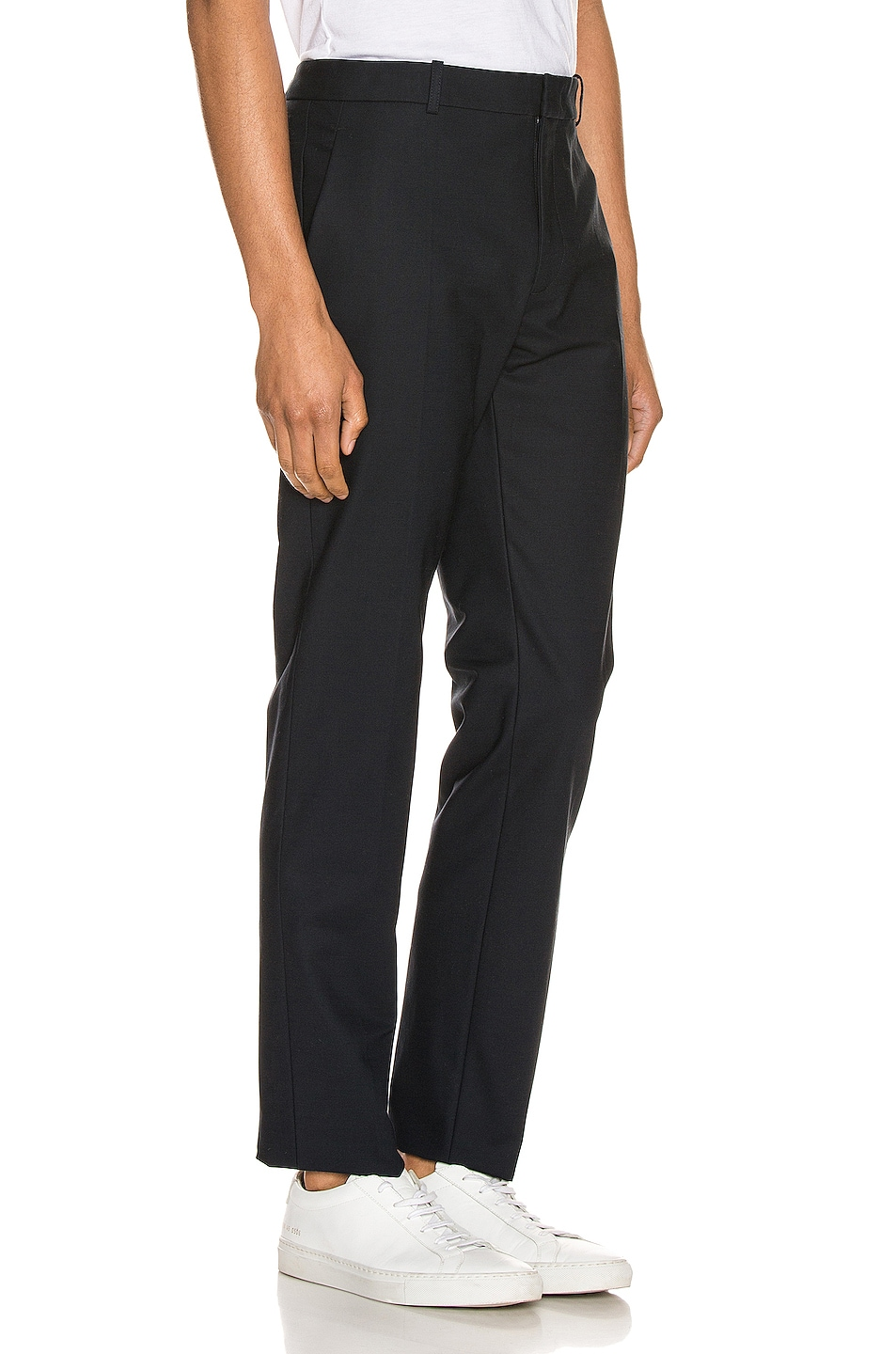Image 2 of A.P.C. Trousers in Dark Navy