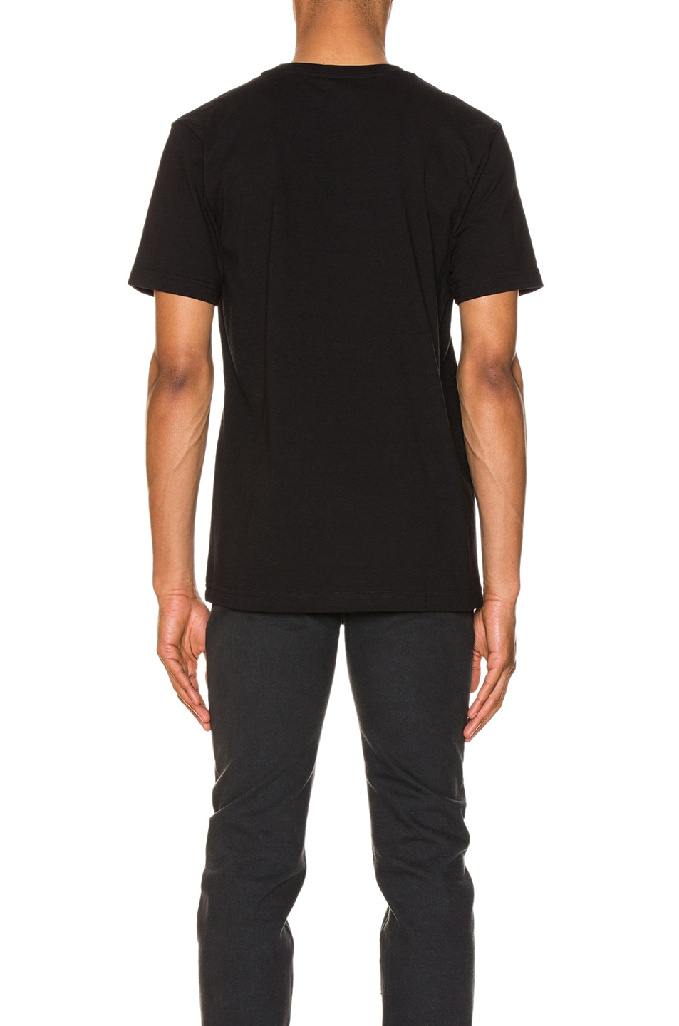 Image 3 of A.P.C. Taylor Tee in Black