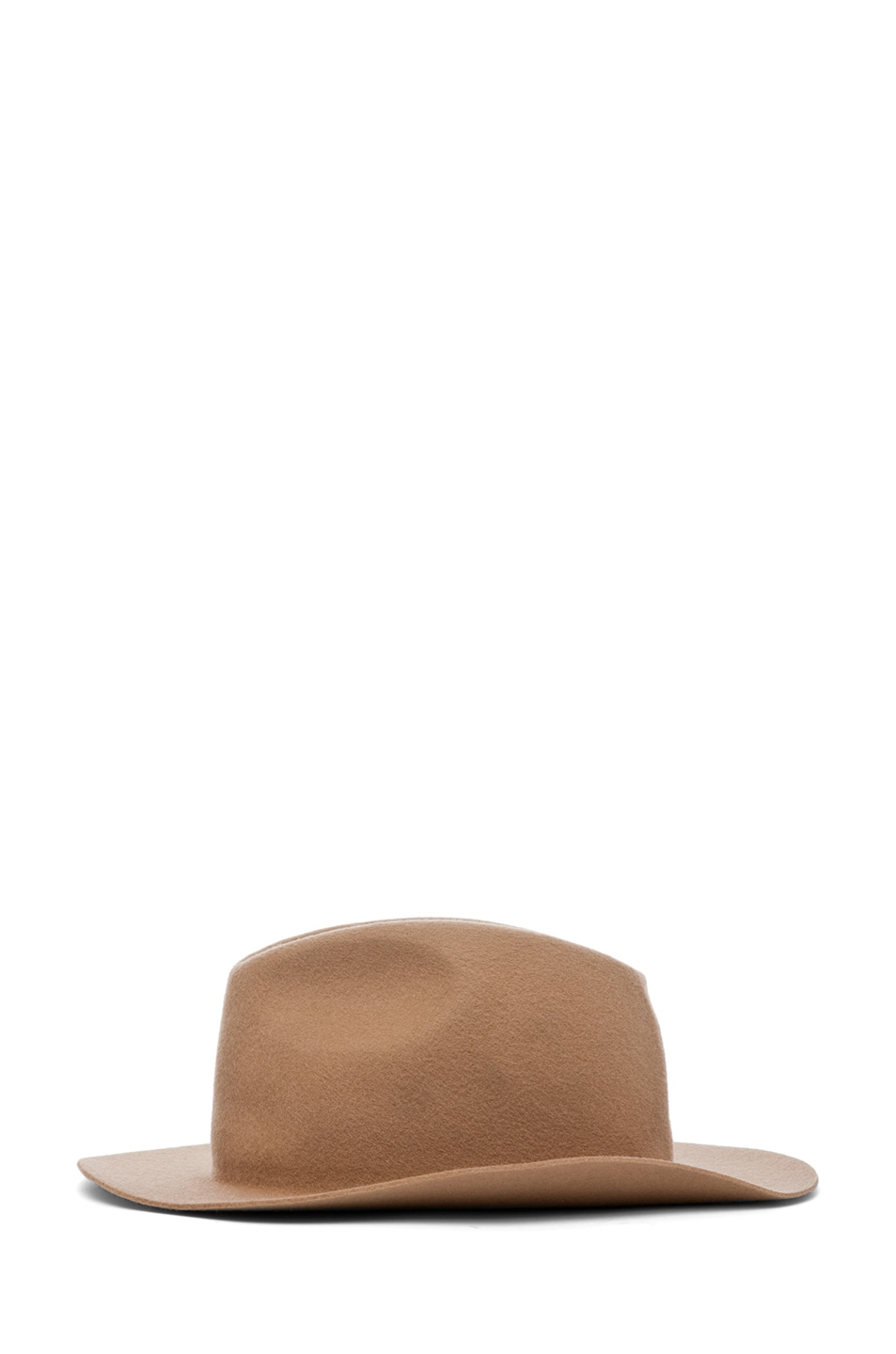 Image 3 of A.P.C. Chapeau Hat in Tan