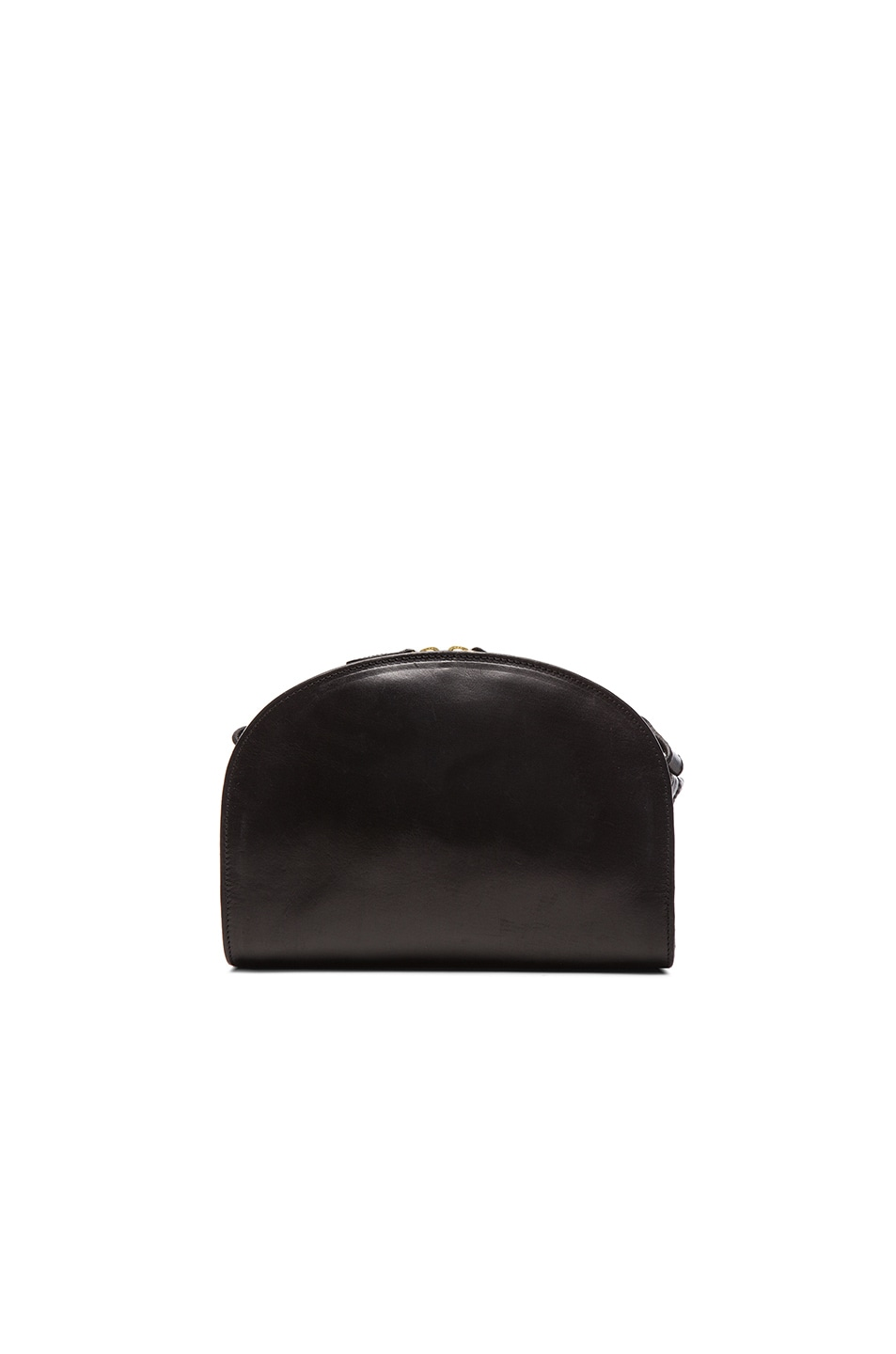 Image 3 of A.P.C. Demi Lune Bag in Black