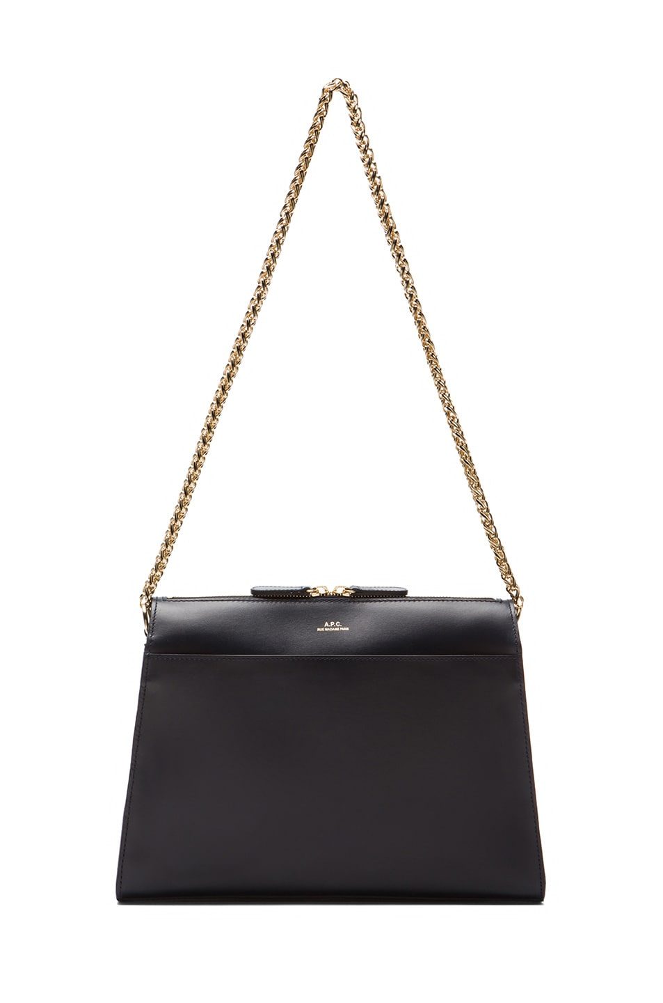 Image 5 of A.P.C. Edith Bag in Dark Navy 68a06f24a9261