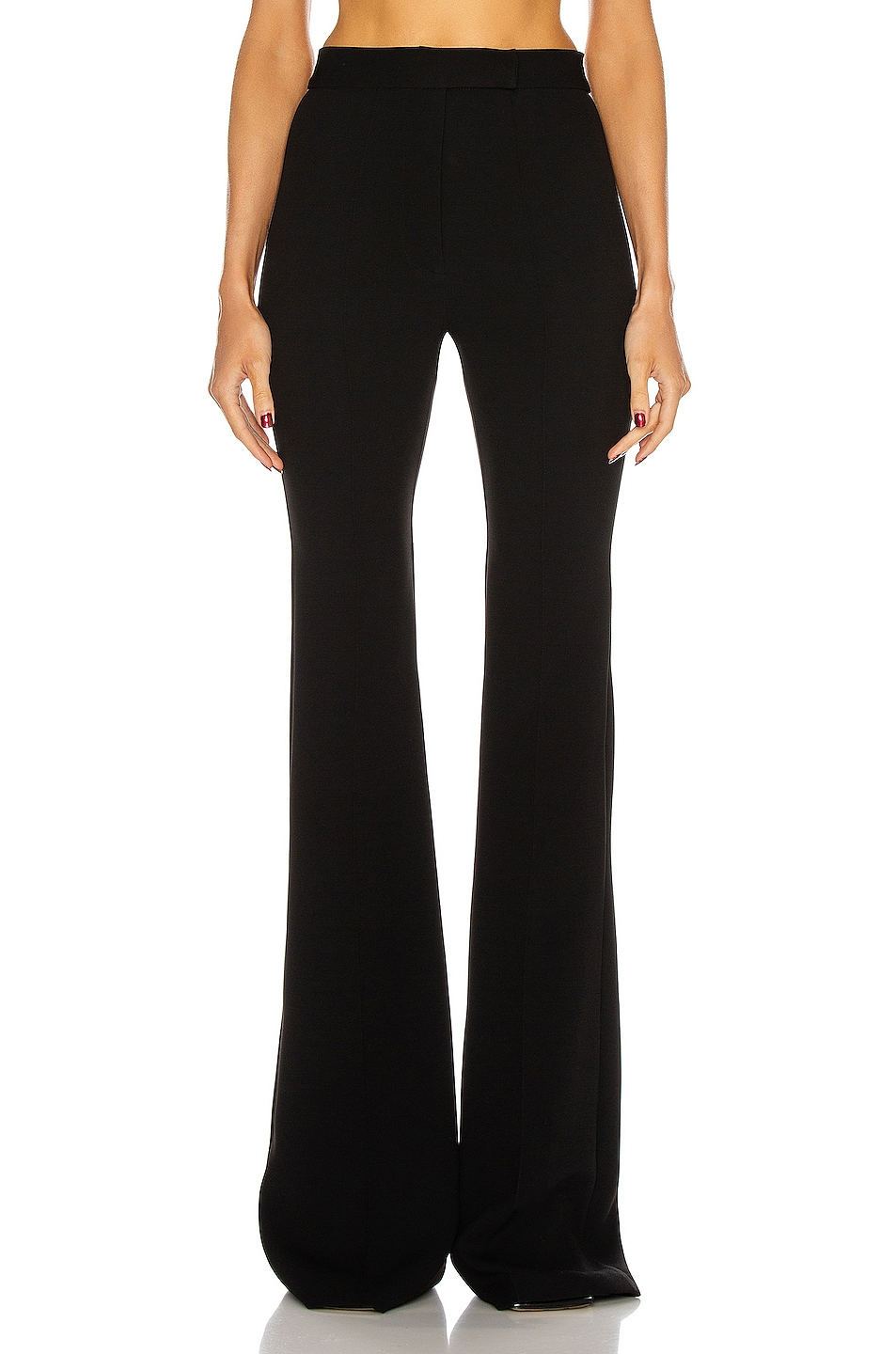 Image 1 of Alex Perry Rene Pant in Black