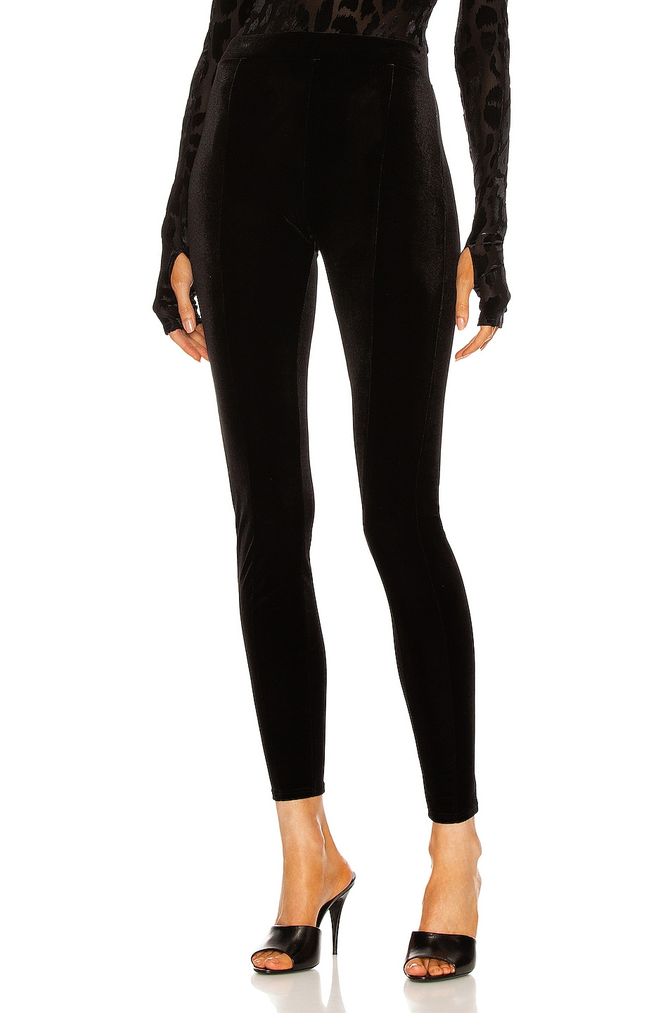 Image 1 of Alex Perry Bard Legging in Black